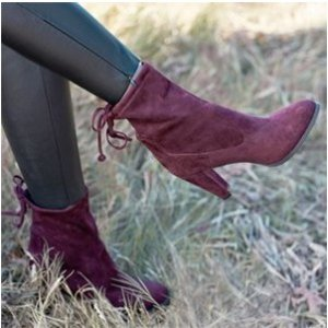 Up to 50% Women's Boots and Booties @ Rue La La