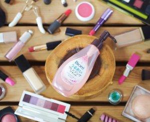 $14.10 Kao Biore   Make-up Remover   Mild Cleansing Liquid 230ml