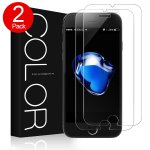 iPhone 7 Plus Tempered Glass Screen Protector (2-Pack)