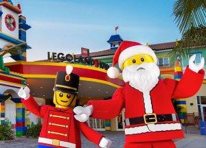 送2张免费门票Legoland乐高乐园成人门票