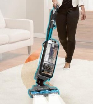 Shark Rotator Powered Lift-Away Bagless Vacuum Cleaner NV650