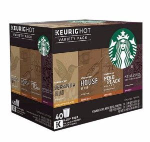 All for $29.97 Keurig Coffee Value Pack @ Bon-Ton
