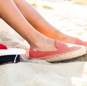 As Low As $25.17 Soludos Sandal Sale @ Nordstrom