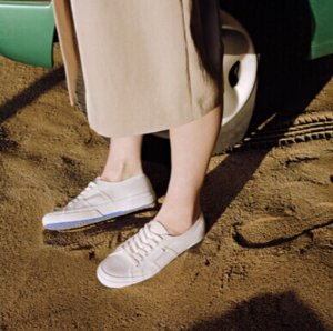 Superag x Sandro 2750 Sneakers Shoes @ Sandro Paris