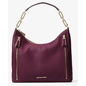 MICHAEL MICHAEL KORS Matilda Large Leather Shoulder Bag