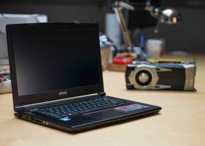 MSI GS43VR PRO-006 Laptop(i7 6700HQ, 16GB, 128GB+1TB, GTX1060 6GB)