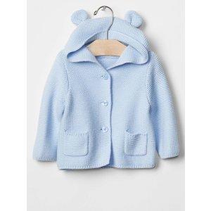 Bear sweater hoodie | Gap