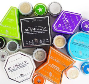 get the travel size for free With any full size product Purchase @ Glamglow