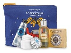 Free 5-pc Giftwith Purchase of $50 @ L'Occitane