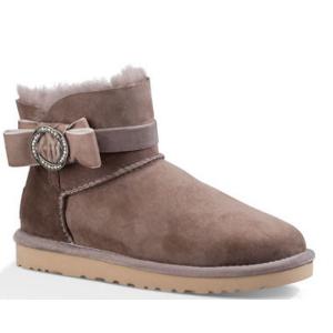 UGG® Official | Women's Karlie Brooch Sheepskin Boots | UGG.com