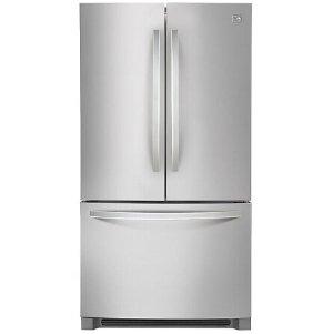 $964.99Kenmore 70413 27.6 cu. ft. French Door Refrigerator Stainless Steel