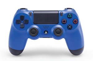 Sony Dualshock 4 Wireless Controller for Playstation 4 Blue