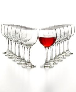 Only at Macy's The Cellar Glassware Basics 12-Pc. Red Wine Set