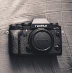 $679 Fujifilm X-T1 Mirrorless Digital Camera (Body Only)