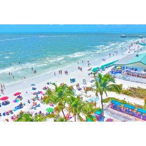【佛州白沙湾】超值度假5天:迈阿密+基韦斯特+迈尔斯堡