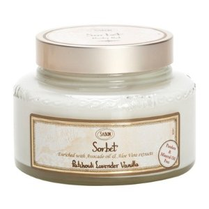 The Sabon ® Sorbet Body Gel is part of our containing Patchouli Lavender Vanilla