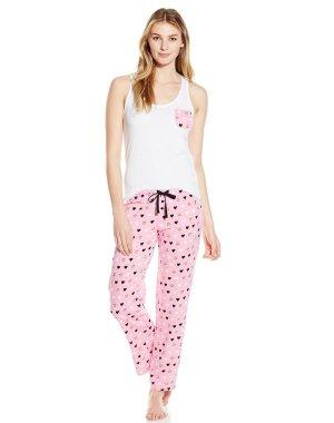 $14.26(reg.$30.99) Paul Frank Women's I Love Pajama Set,M