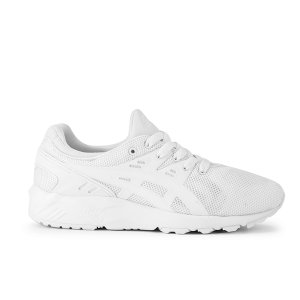 Asics Gel-Kayano Evo Trainers - White - Free UK Delivery over £50
