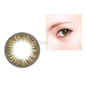 SHO-BI PIENAGE colorful eye contacts, #07 Mystery 12pcs