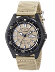 $22.34 Casio Men's AMW110-9AV Classic Analog Tan Nylon Strap Watch