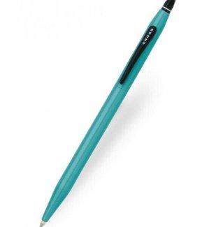 Click Pure Teal Gel Ink Pen @Cross