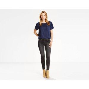 710 Super Skinny Jeans | Dark Steel |Levi's® United States (US)