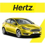 weekly or weekend car rental @ Hertz