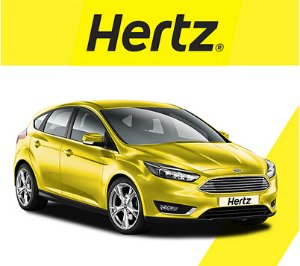 15% offweekly or weekend car rental @ Hertz