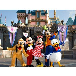 【4 Day LA Theme Park Tour】