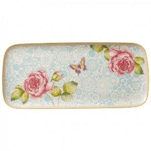 Rose Cottage Sandwich Tray 14x6.25 in - Villeroy & Boch