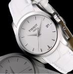 Lowest price! $195 Tissot Women's Analog Display Swiss Quartz White Watch
