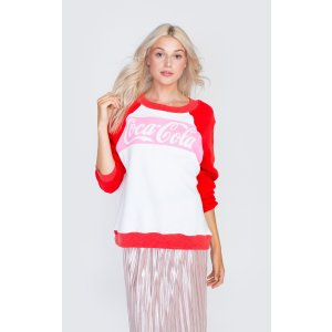 Coca-Cola Classic Sommers Sweater | Wildfox