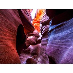 One Day Tour to Las Vegas, Glen Canyon Dam, Lake Powell, Horseshoe Bend, Antelope Canyon etc.