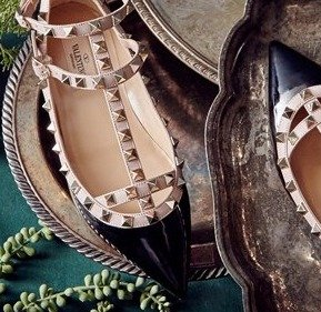Up to 20% Off Valentino shoes @ Rue La La