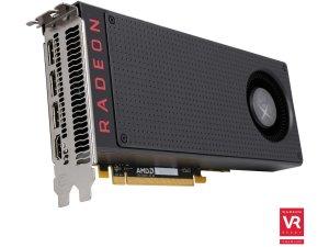 XFX Radeon RX 480 8GB 256-Bit GDDR5 Video Card