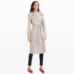 Woman | Coats and Trench Coats | Mahssa Trench Coat | Club Monaco