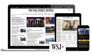 50% Off A 6-Month Subscription @The Wall Street Journal