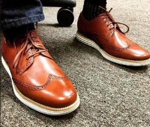 Extra 40% Off Men's Oxford Shoes @ Cole Haan