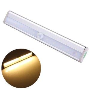KINGSO 3pcs Portable Wireless Motion Sensing Closet Cabinet Light