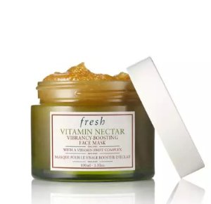 $62 Fresh Vitamin Nectar Vibrancy-Boosting Face Mask, 3.3 oz. @ Neiman Marcus