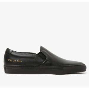 Woman by Common Projects Slip-On In Black