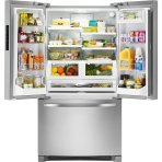 $1049.99 Kenmore 70413 27.6 cu. ft. French Door Refrigerator - Stainless Steel