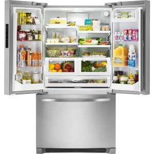 $1049.99 Kenmore 70413 27.6 cu. ft. French Door Refrigerator - Stainless Steel