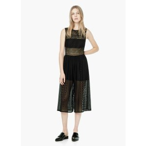 Openwork jumpsuit - Woman | OUTLET USA