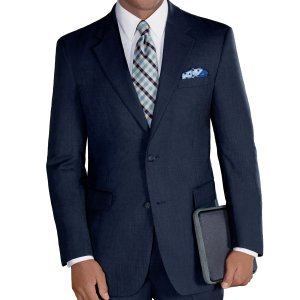 Executive Collection Traditional Fit Suit - Executive Suits   Jos A Bank