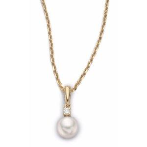 Mikimoto 6MM 珍珠项链
