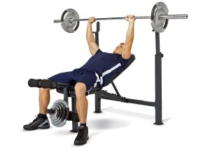 $64.85 Competitor Olympic Bench