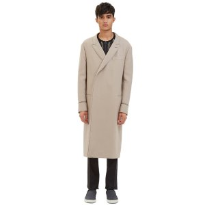 Lanvin Double Breated Drop Shoulder Jacket | LN-CC