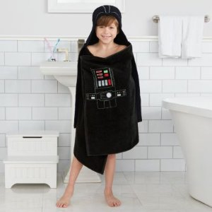 Star Wars Darth Vader Bath Wrap