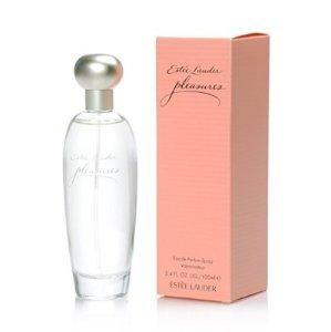 Pleasures By Estee Lauder For Women. Eau De Parfum Spray 3.4 Ounces